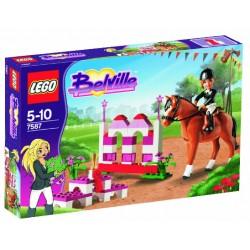 7587 Horse Jumping
