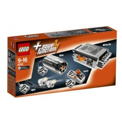 8293 Power Functions Motor Set