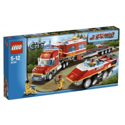 4430 Mobile Fire Station