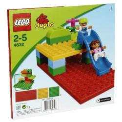 4632 Building Plates