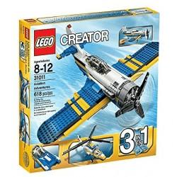 31011 3-in-1 Aviation Adventures