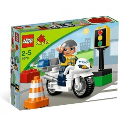 5679 Police Bike