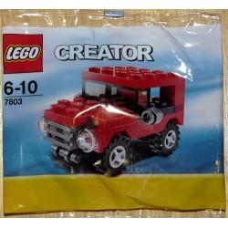Lego 7803 Jeep
