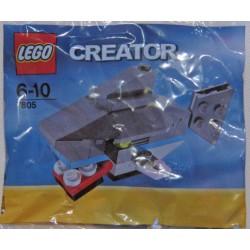 Lego 7805 Shark Polybag