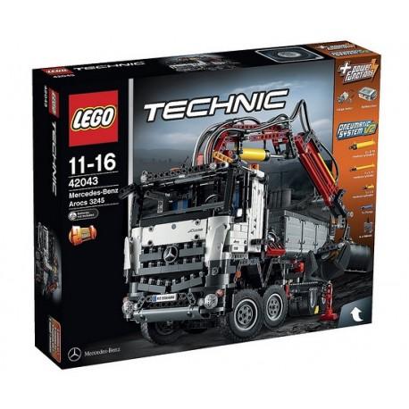 Lego 42043 Mercedes Benz Arcos