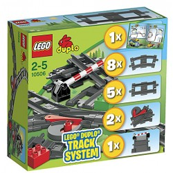 Lego 10506 Duplo Train Accessory Set