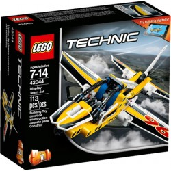 Lego 42044 Display Team Jet