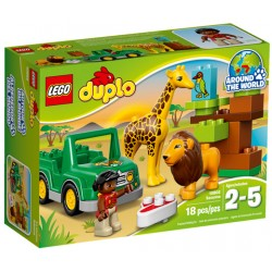 Lego Duplo 10802 Savanna