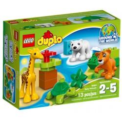 Lego Duplo 10801 Baby Animals