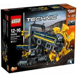 Lego 42.055 Bucket Wheel Dredge