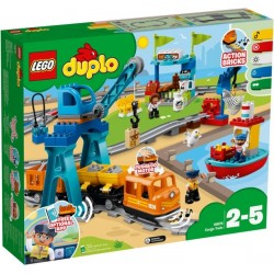 Lego 10875 Duplo Cargo Train