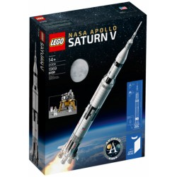 Lego 21309 NASA Apolla Saturn V