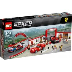 Lego 75889 FerrariGarage