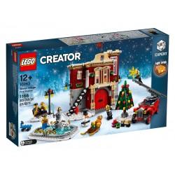 Lego 10263 Winter Fire Station