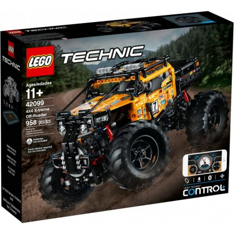Lego 42099  4x4 Xtreme Off Roader