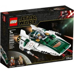 Lego 75248 Resistance Awing Starfighter