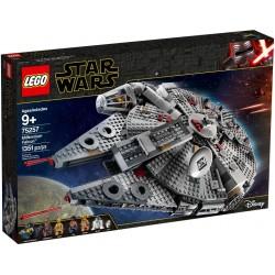Lego 75257 Millennium Falcoln