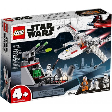 Lego 75235 X Wing Starfighter