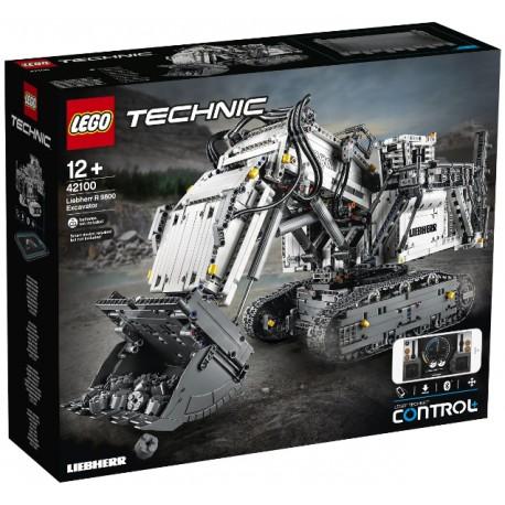 Lego 42100 Liebherr R 9800 Excavator