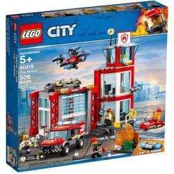 Lego 60215 Fire Station
