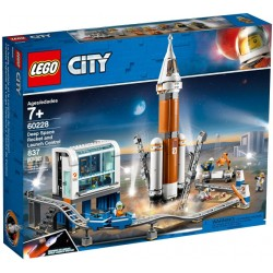 Lego 60228 Space rocket & Launch C
